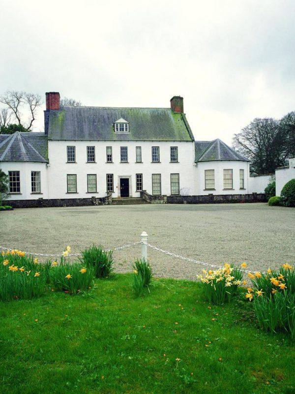Spooky Springhill House