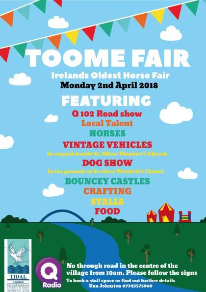 Toome Fair 2018
