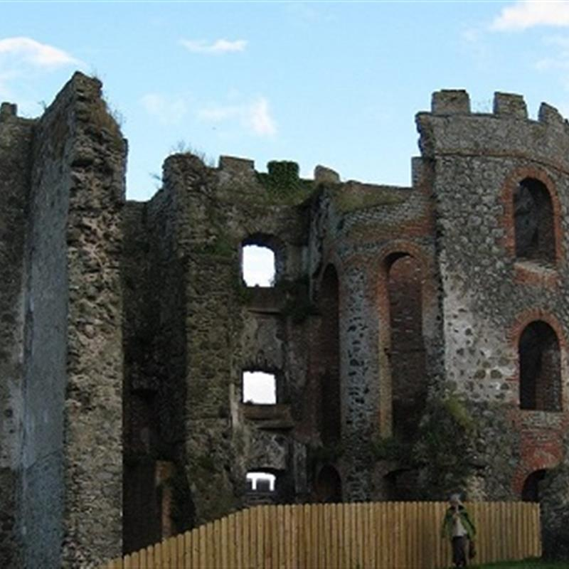 Shane's Castle Tour and Afternoon Tea