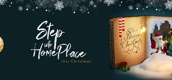 Step into HomePlace