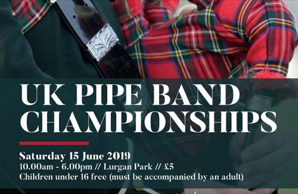 UK Pipe Band Championships