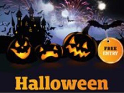 Halloween Fun, Food & Fireworks