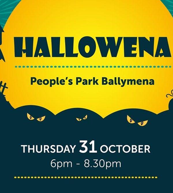 Hallowena in Ballymena