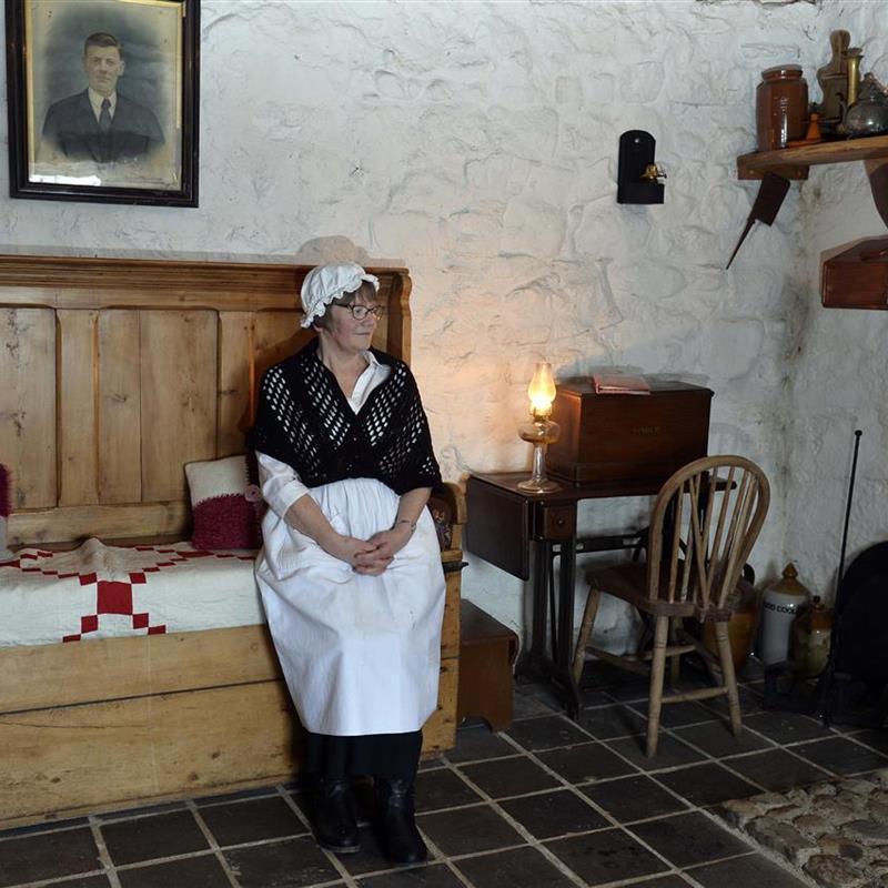Arthur Cottage and Interpretative Centre