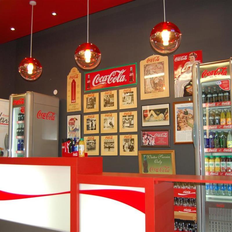 Coca-Cola Visitor Experience