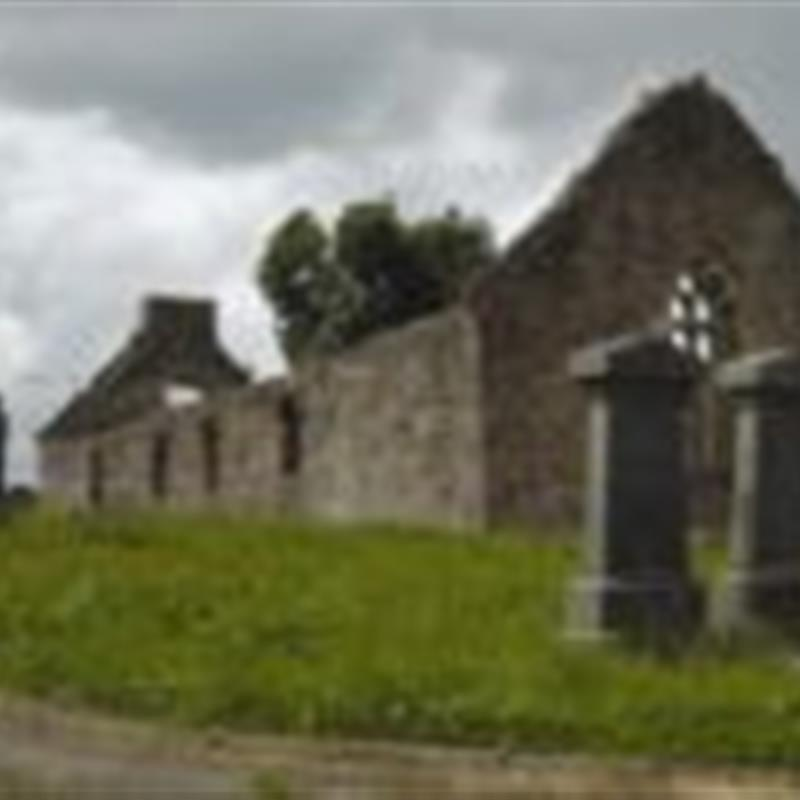Derryloran Old Church and Graveyard