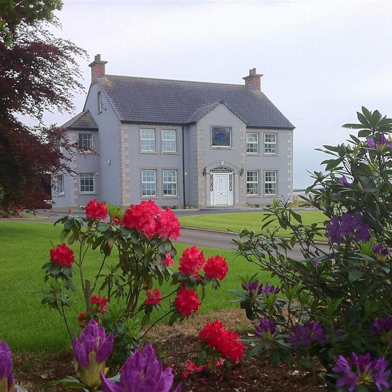 Ballyharvey House