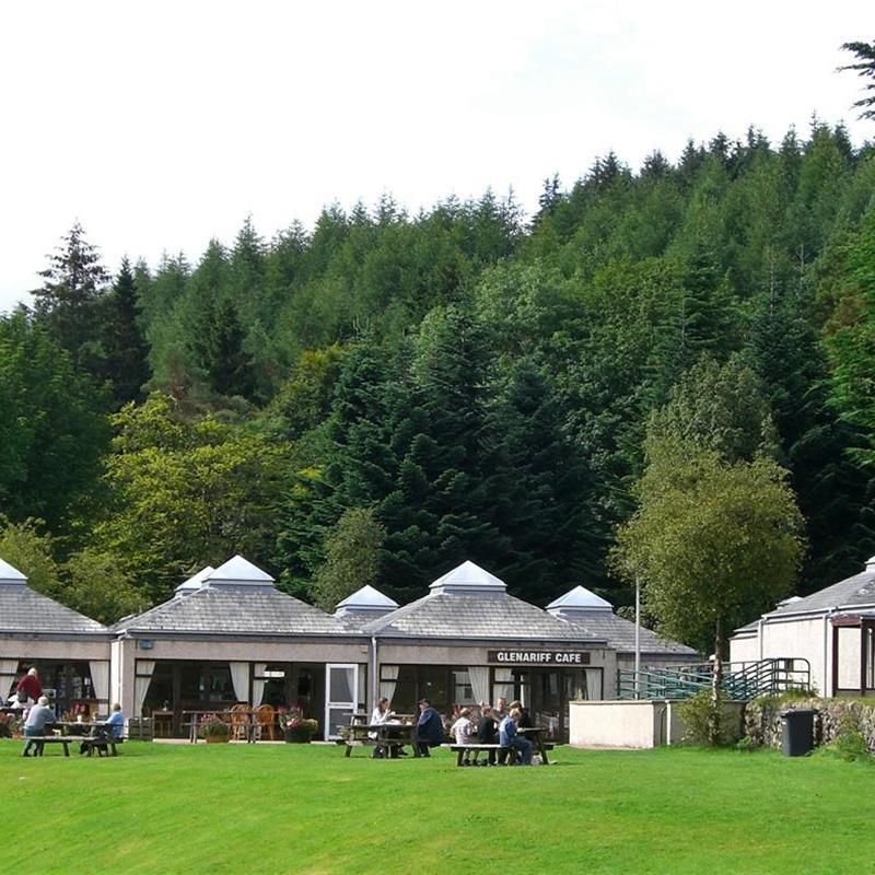 Glenariff Tea House and Craft Shop