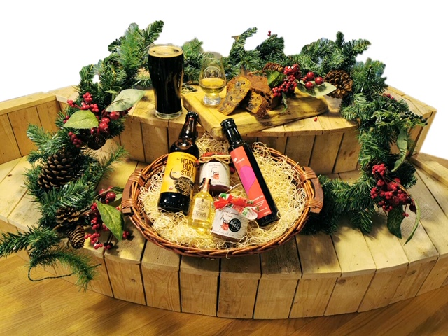 LIMITED EDITION LOUGH NEAGH ARTISAN HAMPERS LAUNCHED FOR CHRISTMAS
