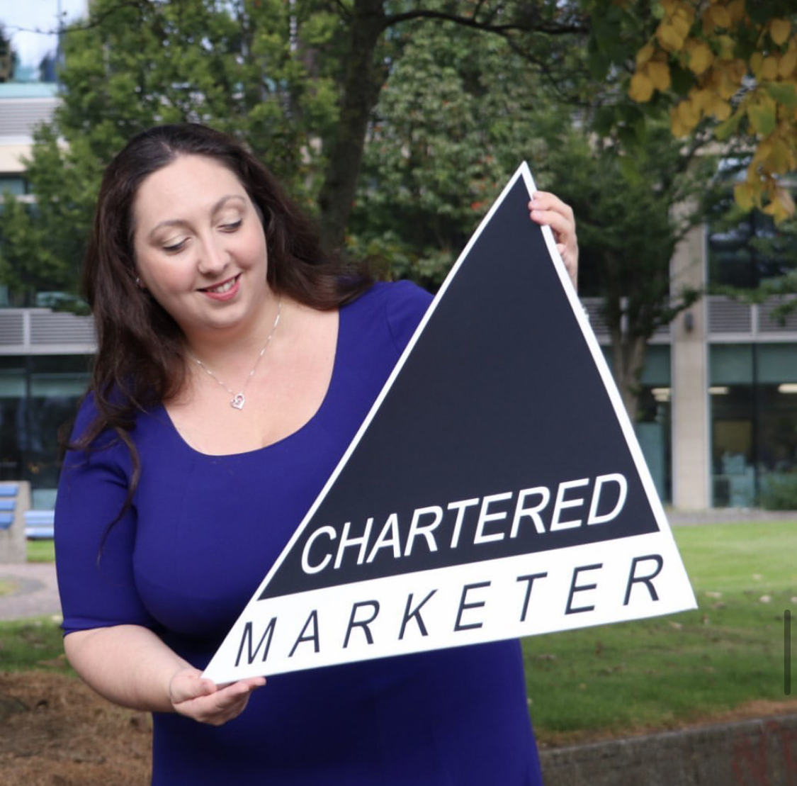 Christine Watson from Watson & Co Chartered Marketing